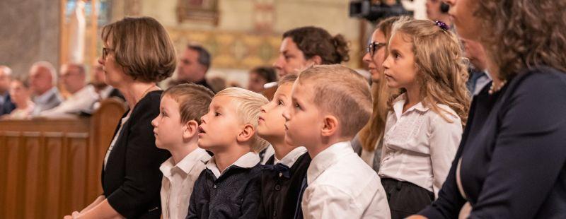 Pakson tartották a Pécsi Egyházmegye tanévnyitó ünnepségét